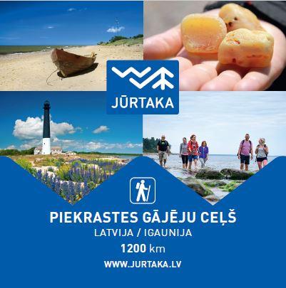 Pārgājienu maršruts gar Baltijas jūras piekrasti Latvijā un Igaunijā