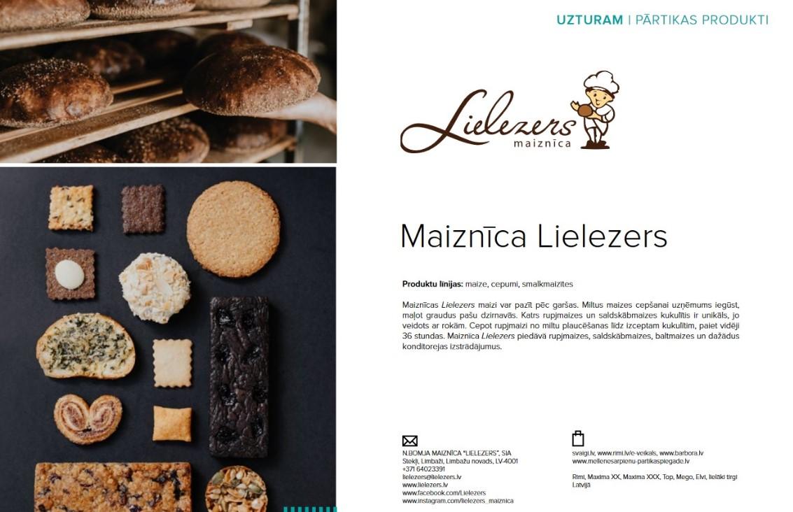 Iepazīsti Latvijas un Limbažu novada izcilos produktus LIAA veidotajā katalogā